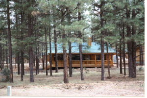 The Bar S Cabin at Bison Ranch, Heber Overgaard, Arizona is a great vacation rental cabin in the best Ponderosa Pines on the ranch.  Why pay Flagstaff or Sedona prices or stay in lower altitude Payson?  Come vacation on the Mogollon Rim.
